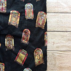 Vintage Shirts - vintage Hawaiian jukebox shirt